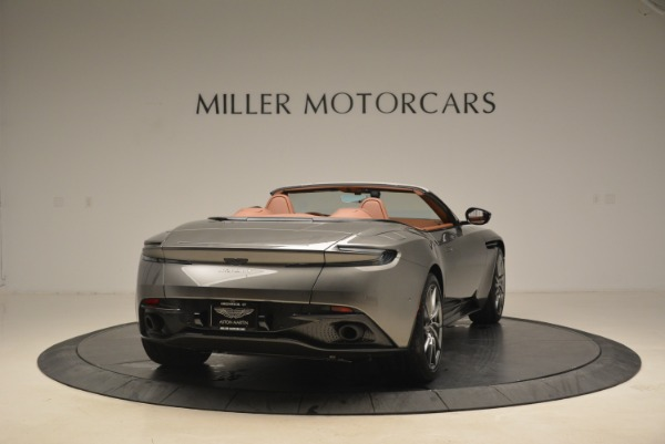 New 2019 Aston Martin DB11 Volante for sale Sold at Pagani of Greenwich in Greenwich CT 06830 7
