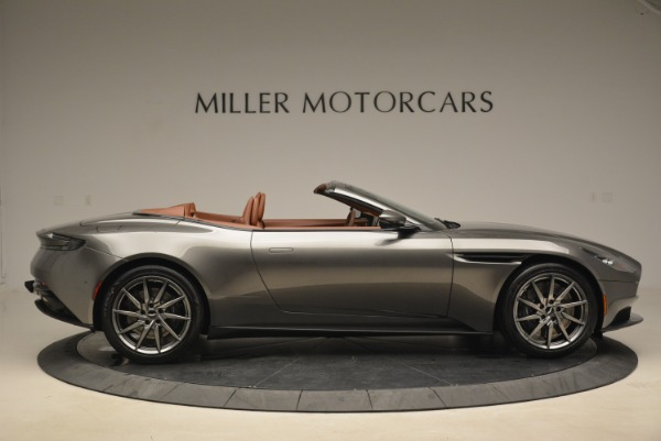 New 2019 Aston Martin DB11 Volante for sale Sold at Pagani of Greenwich in Greenwich CT 06830 9