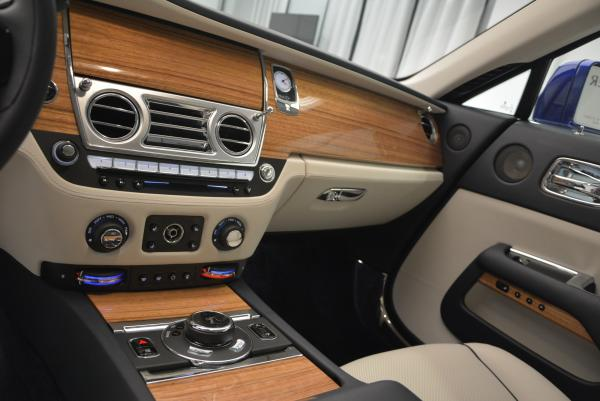 New 2016 Rolls-Royce Wraith for sale Sold at Pagani of Greenwich in Greenwich CT 06830 17
