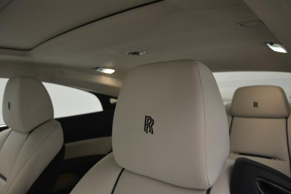 New 2016 Rolls-Royce Wraith for sale Sold at Pagani of Greenwich in Greenwich CT 06830 18
