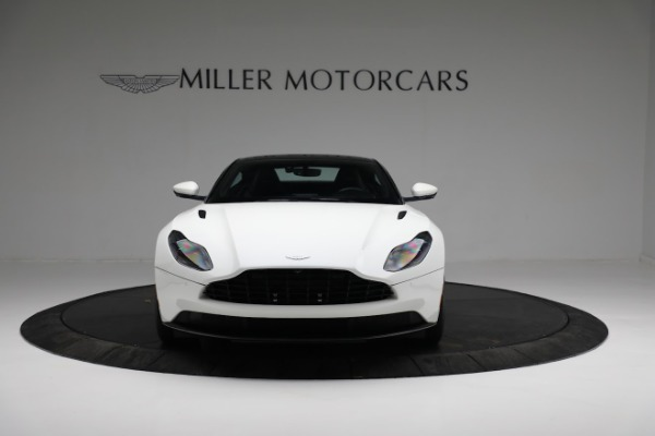 New 2018 Aston Martin DB11 V8 Coupe for sale Sold at Pagani of Greenwich in Greenwich CT 06830 11