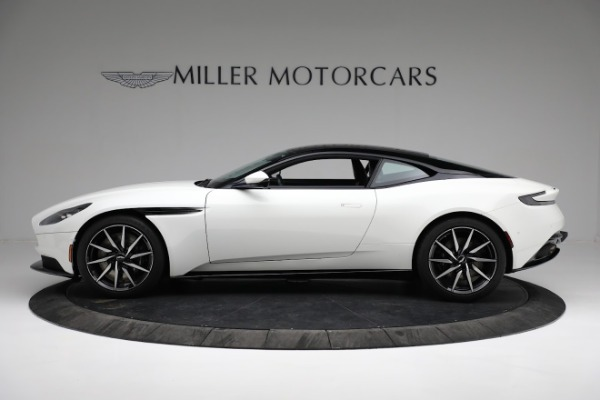 New 2018 Aston Martin DB11 V8 Coupe for sale Sold at Pagani of Greenwich in Greenwich CT 06830 2