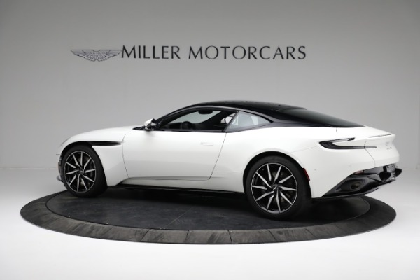 New 2018 Aston Martin DB11 V8 Coupe for sale Sold at Pagani of Greenwich in Greenwich CT 06830 3