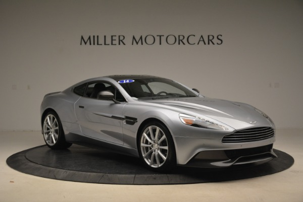 Used 2014 Aston Martin Vanquish for sale Sold at Pagani of Greenwich in Greenwich CT 06830 10