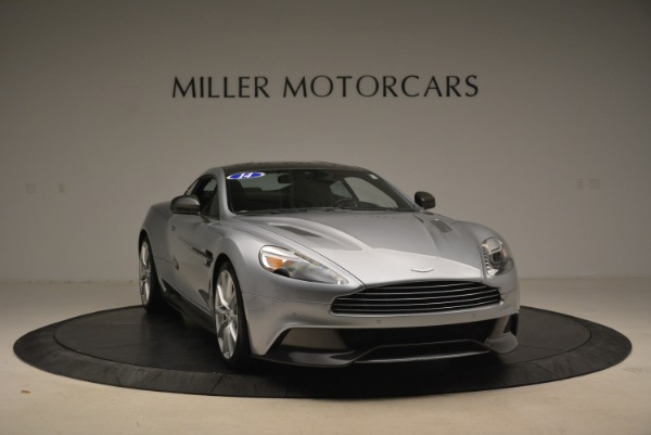 Used 2014 Aston Martin Vanquish for sale Sold at Pagani of Greenwich in Greenwich CT 06830 11