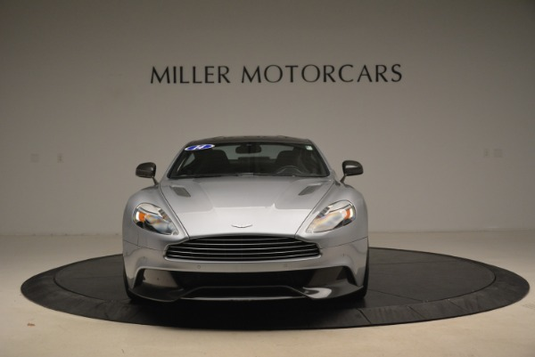 Used 2014 Aston Martin Vanquish for sale Sold at Pagani of Greenwich in Greenwich CT 06830 12