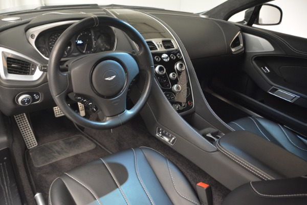 Used 2014 Aston Martin Vanquish for sale Sold at Pagani of Greenwich in Greenwich CT 06830 14