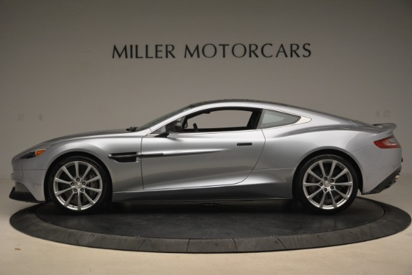 Used 2014 Aston Martin Vanquish for sale Sold at Pagani of Greenwich in Greenwich CT 06830 3