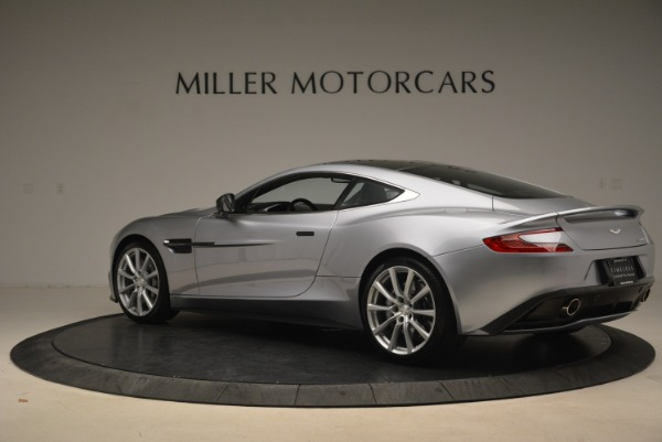 Used 2014 Aston Martin Vanquish for sale Sold at Pagani of Greenwich in Greenwich CT 06830 4