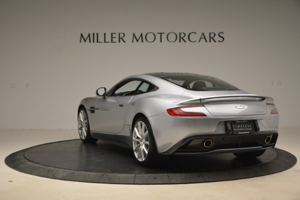 Used 2014 Aston Martin Vanquish for sale Sold at Pagani of Greenwich in Greenwich CT 06830 5