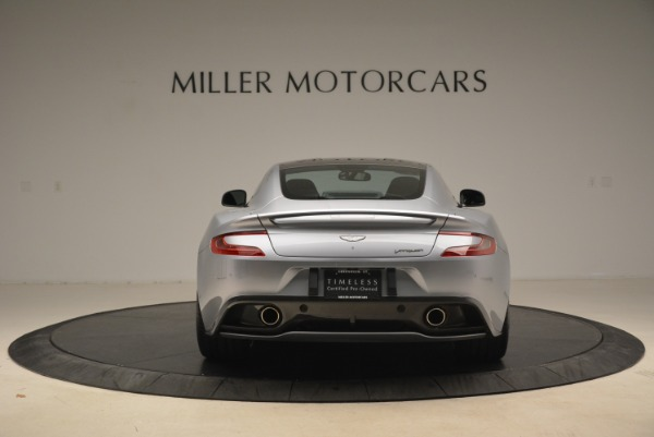 Used 2014 Aston Martin Vanquish for sale Sold at Pagani of Greenwich in Greenwich CT 06830 6