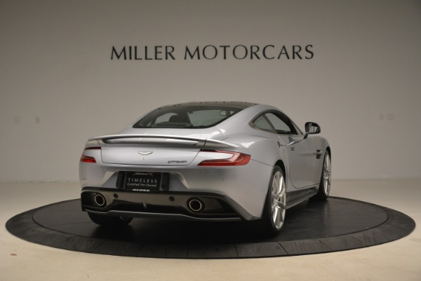 Used 2014 Aston Martin Vanquish for sale Sold at Pagani of Greenwich in Greenwich CT 06830 7