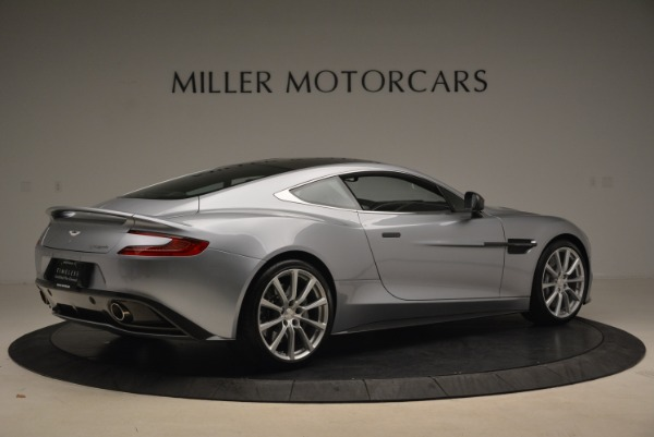Used 2014 Aston Martin Vanquish for sale Sold at Pagani of Greenwich in Greenwich CT 06830 8