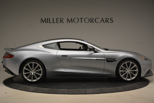 Used 2014 Aston Martin Vanquish for sale Sold at Pagani of Greenwich in Greenwich CT 06830 9