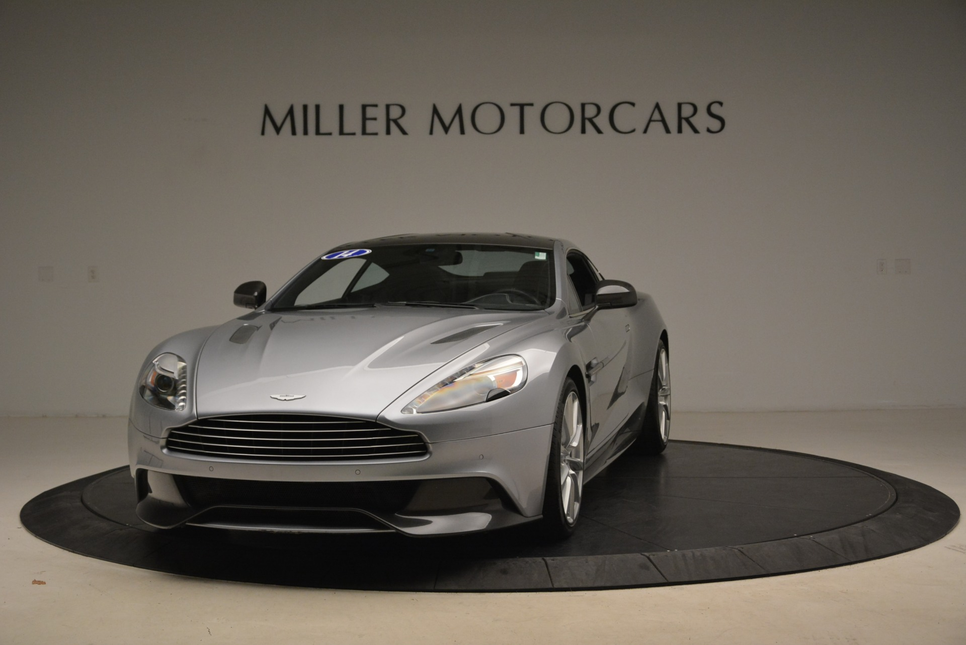 Used 2014 Aston Martin Vanquish for sale Sold at Pagani of Greenwich in Greenwich CT 06830 1