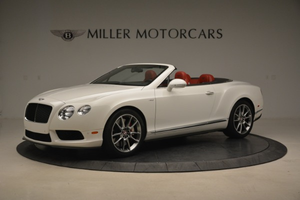 Used 2015 Bentley Continental GT V8 S for sale Sold at Pagani of Greenwich in Greenwich CT 06830 2