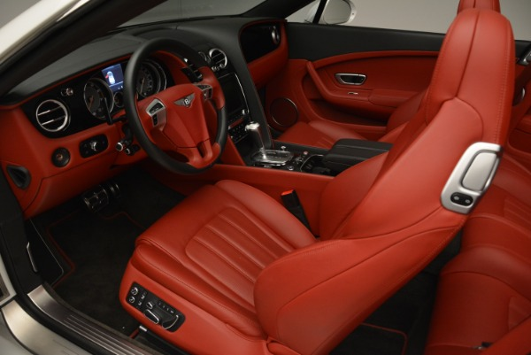 Used 2015 Bentley Continental GT V8 S for sale Sold at Pagani of Greenwich in Greenwich CT 06830 20