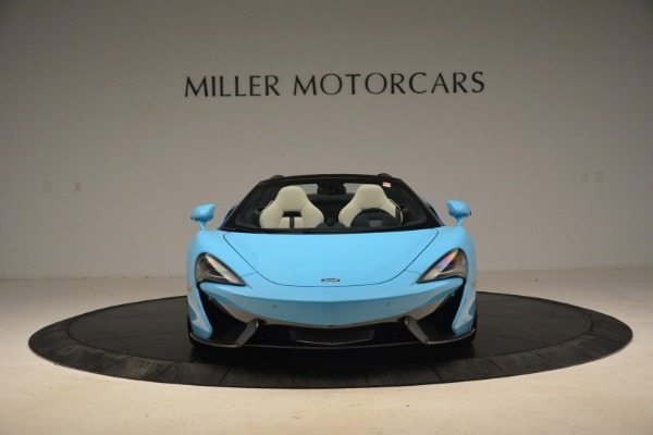 Used 2018 McLaren 570S Spider for sale Sold at Pagani of Greenwich in Greenwich CT 06830 12