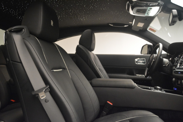Used 2014 Rolls-Royce Wraith for sale Sold at Pagani of Greenwich in Greenwich CT 06830 27