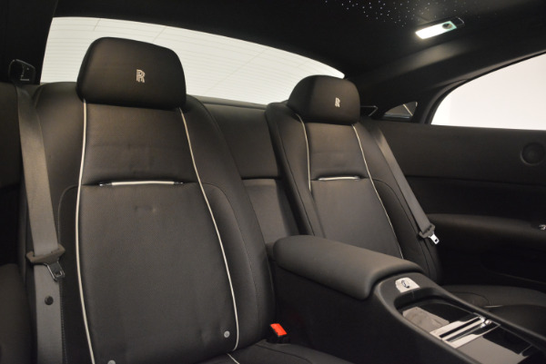 Used 2014 Rolls-Royce Wraith for sale Sold at Pagani of Greenwich in Greenwich CT 06830 28
