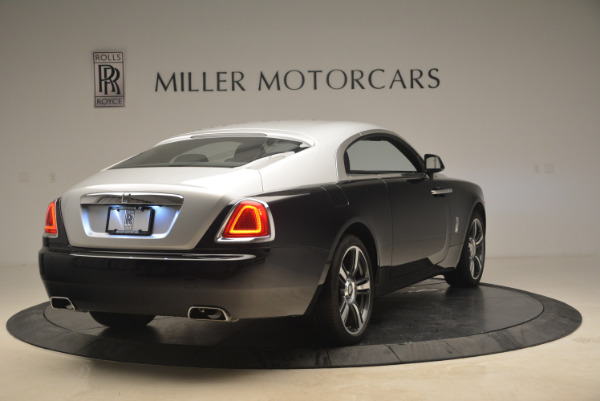 Used 2014 Rolls-Royce Wraith for sale Sold at Pagani of Greenwich in Greenwich CT 06830 7