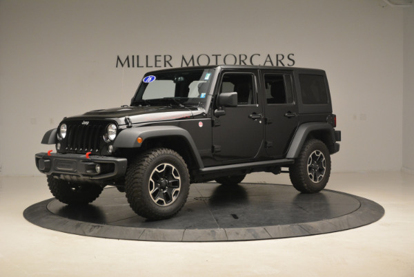 Used 2016 Jeep Wrangler Unlimited Rubicon for sale Sold at Pagani of Greenwich in Greenwich CT 06830 2