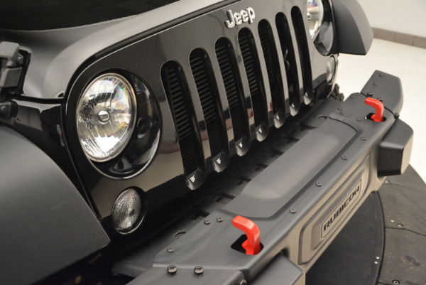 Used 2016 Jeep Wrangler Unlimited Rubicon for sale Sold at Pagani of Greenwich in Greenwich CT 06830 23