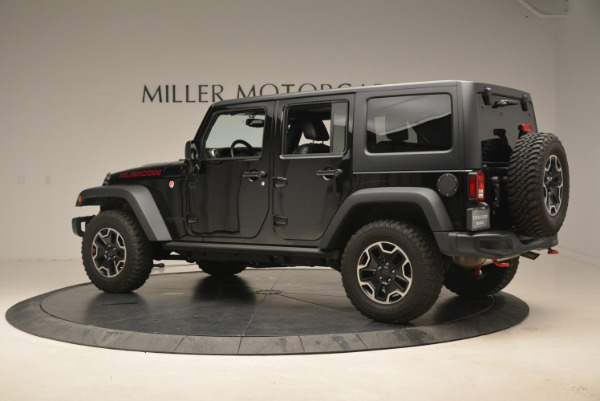 Used 2016 Jeep Wrangler Unlimited Rubicon for sale Sold at Pagani of Greenwich in Greenwich CT 06830 4
