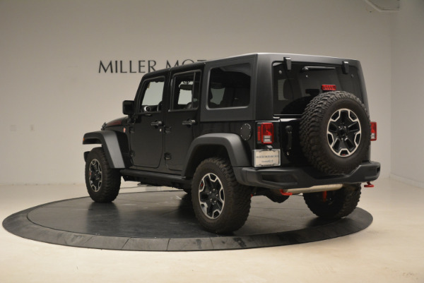 Used 2016 Jeep Wrangler Unlimited Rubicon for sale Sold at Pagani of Greenwich in Greenwich CT 06830 5
