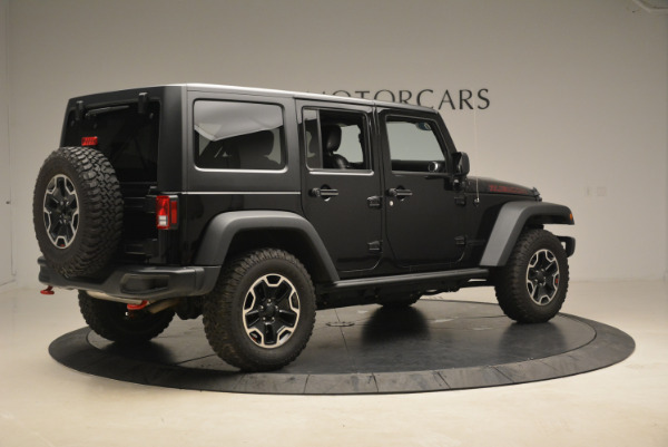 Used 2016 Jeep Wrangler Unlimited Rubicon for sale Sold at Pagani of Greenwich in Greenwich CT 06830 8