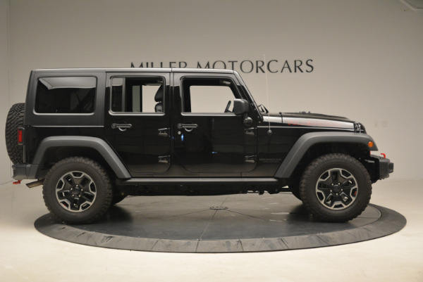Used 2016 Jeep Wrangler Unlimited Rubicon for sale Sold at Pagani of Greenwich in Greenwich CT 06830 9