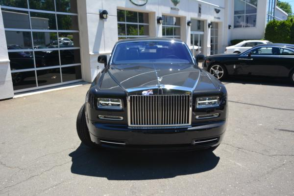 New 2016 Rolls-Royce Phantom for sale Sold at Pagani of Greenwich in Greenwich CT 06830 2