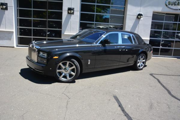 New 2016 Rolls-Royce Phantom for sale Sold at Pagani of Greenwich in Greenwich CT 06830 3