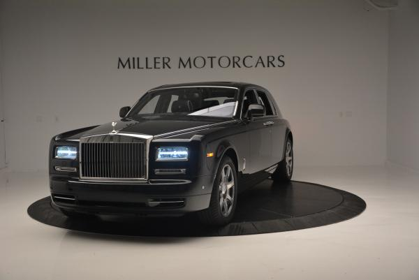 New 2016 Rolls-Royce Phantom for sale Sold at Pagani of Greenwich in Greenwich CT 06830 1