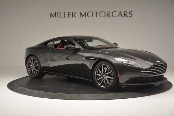 New 2018 Aston Martin DB11 V12 Coupe for sale Sold at Pagani of Greenwich in Greenwich CT 06830 10