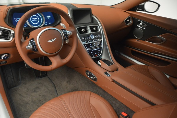 New 2018 Aston Martin DB11 V12 Coupe for sale Sold at Pagani of Greenwich in Greenwich CT 06830 14