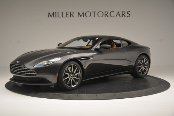 New 2018 Aston Martin DB11 V12 Coupe for sale Sold at Pagani of Greenwich in Greenwich CT 06830 2