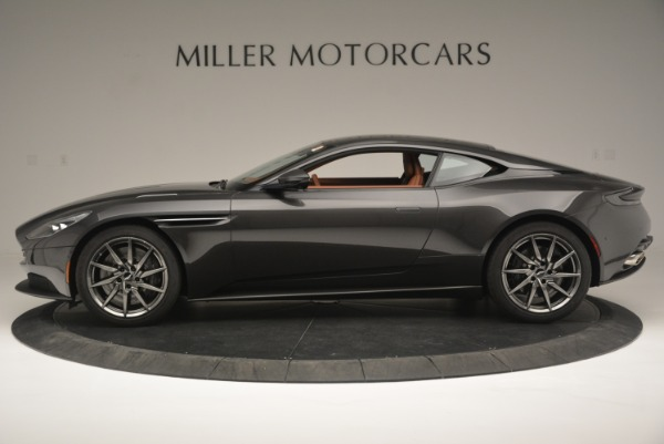New 2018 Aston Martin DB11 V12 Coupe for sale Sold at Pagani of Greenwich in Greenwich CT 06830 3