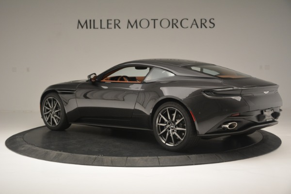 New 2018 Aston Martin DB11 V12 Coupe for sale Sold at Pagani of Greenwich in Greenwich CT 06830 4