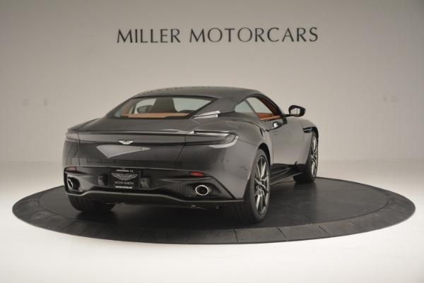 New 2018 Aston Martin DB11 V12 Coupe for sale Sold at Pagani of Greenwich in Greenwich CT 06830 7