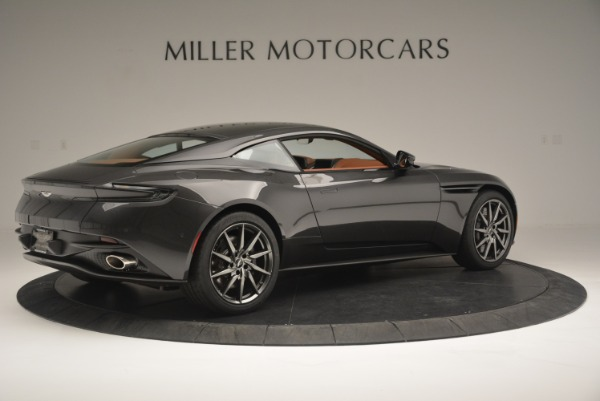 New 2018 Aston Martin DB11 V12 Coupe for sale Sold at Pagani of Greenwich in Greenwich CT 06830 8