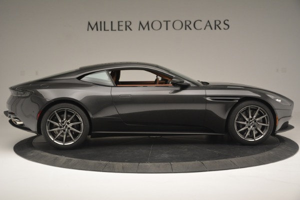 New 2018 Aston Martin DB11 V12 Coupe for sale Sold at Pagani of Greenwich in Greenwich CT 06830 9