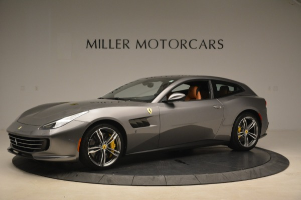 Used 2017 Ferrari GTC4Lusso for sale Sold at Pagani of Greenwich in Greenwich CT 06830 2