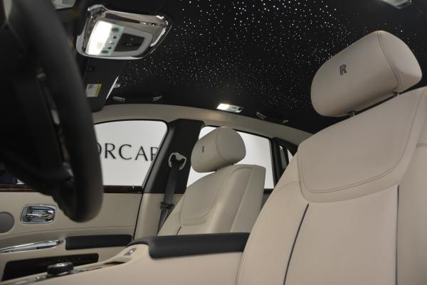 New 2016 Rolls-Royce Ghost Series II for sale Sold at Pagani of Greenwich in Greenwich CT 06830 28