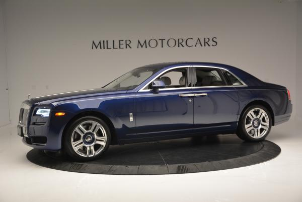 New 2016 Rolls-Royce Ghost Series II for sale Sold at Pagani of Greenwich in Greenwich CT 06830 3