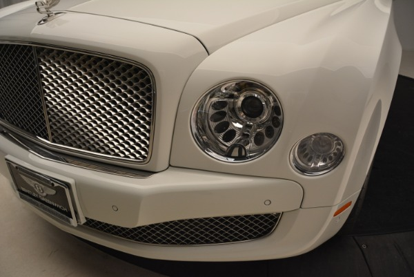 Used 2013 Bentley Mulsanne for sale Sold at Pagani of Greenwich in Greenwich CT 06830 11