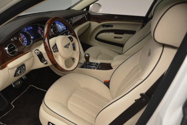 Used 2013 Bentley Mulsanne for sale Sold at Pagani of Greenwich in Greenwich CT 06830 16
