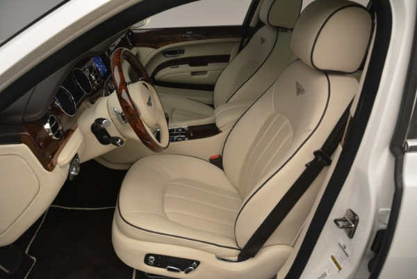 Used 2013 Bentley Mulsanne for sale Sold at Pagani of Greenwich in Greenwich CT 06830 17