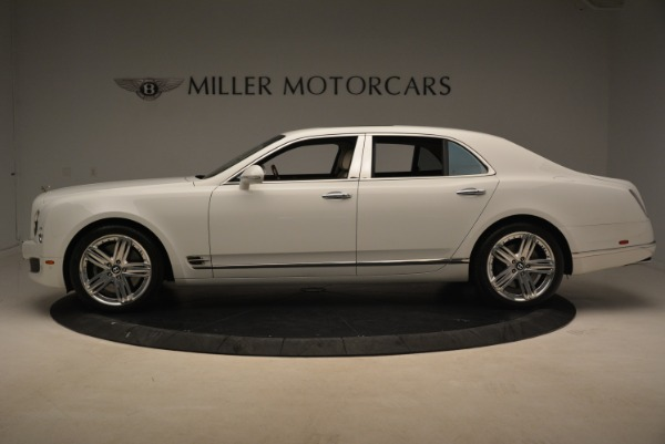 Used 2013 Bentley Mulsanne for sale Sold at Pagani of Greenwich in Greenwich CT 06830 2