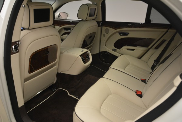 Used 2013 Bentley Mulsanne for sale Sold at Pagani of Greenwich in Greenwich CT 06830 20